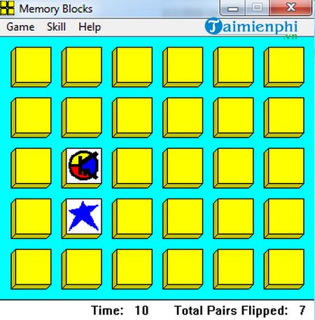 Download Block 1 0 - Game rèn luyện trí nhớ cho trẻ -taimienphi vn