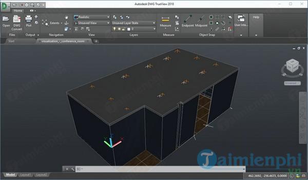 DWG TrueView -Download- Tải về - Hiển thị nội dung file Cad -taimienph