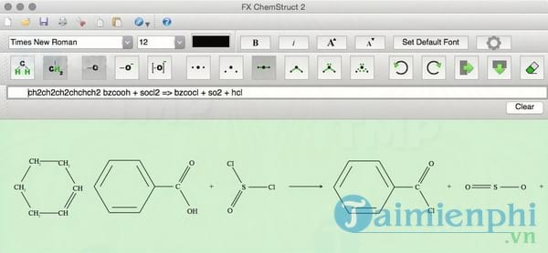 FX ChemStruct for Mac
