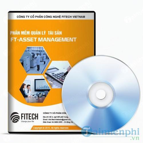 Phần mềm quản lý tài sản FT Access Management