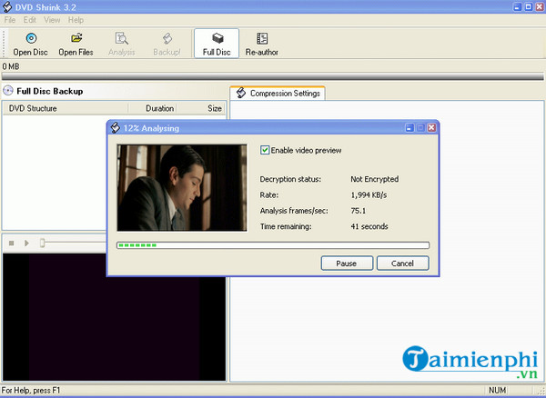 download DVD Shrink