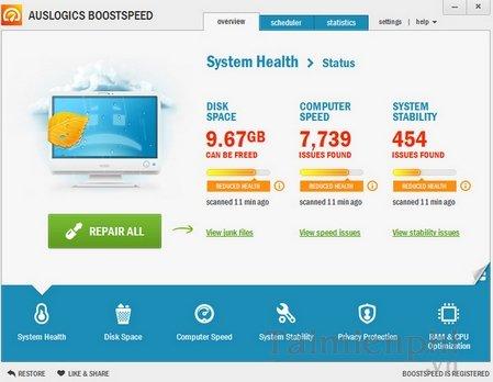 download auslogics bootspeed