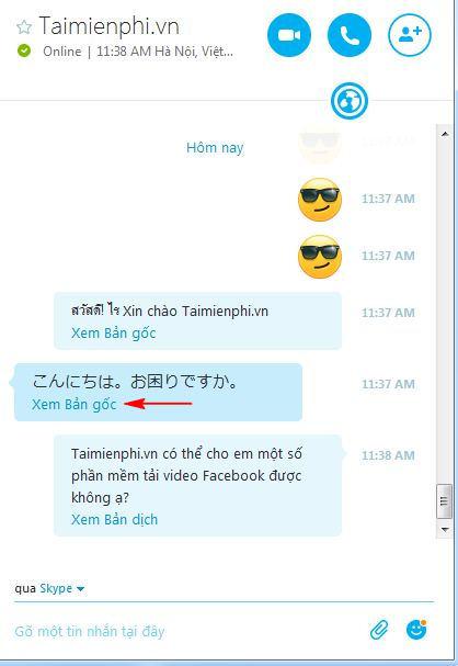 download skype moi nhat