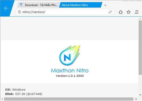 download maxthon nitro