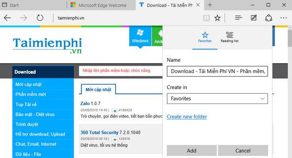 download trinh duyet microsoft edge