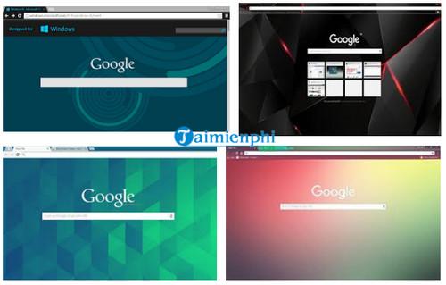 themes for google chrome