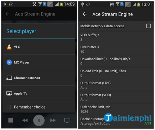 Download Ace Stream Media for Android 3 1 31 1 - Ứng dụng