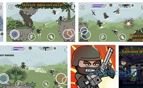 doodle army 2 mini militia online multiplayer for iphone