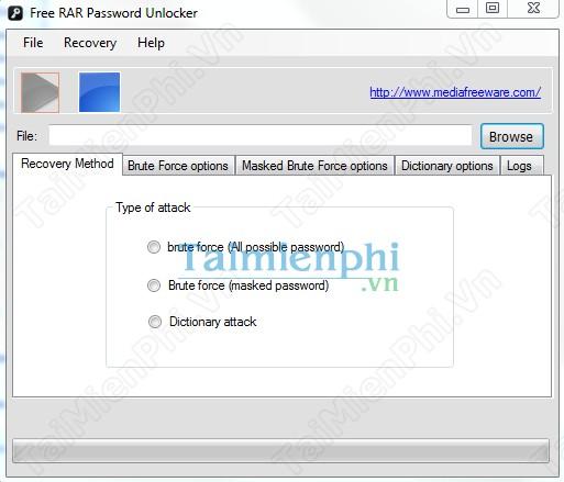 Free password unlocker