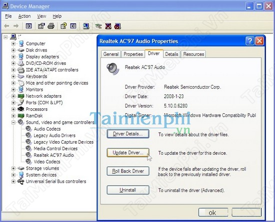 driver realtek alc655 windows 7