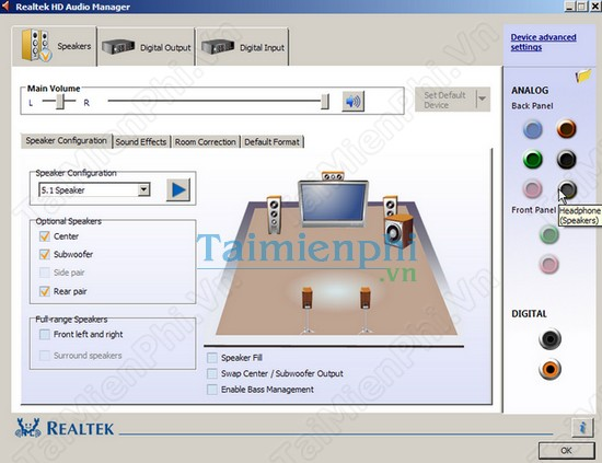 download Realtek High Definition Audio Codec