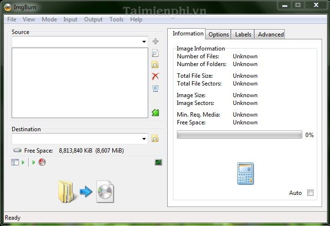 imgburn 2.5.6.0 gratuit