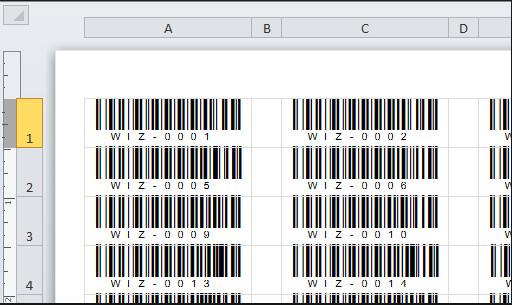 BarCodeWiz Code 128 Barcode Fonts -Download- Tải về - Tiện ích thiết k