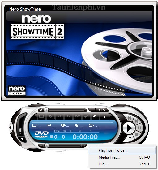 nero showtime 4