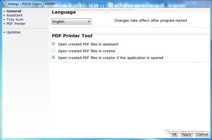 Download PDF24 Creator 9 0 0 - Chỉnh sửa file PFD -taimienphi vn