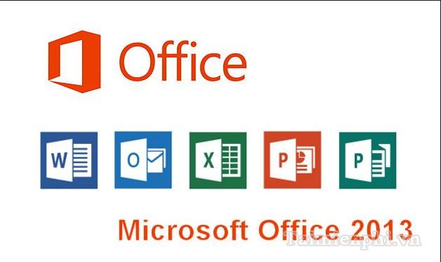 Tải Microsoft Office 2013 Full Cờ Rắc Link tốc độ cao