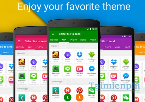 Xender: File Transfer, Sharing for Android