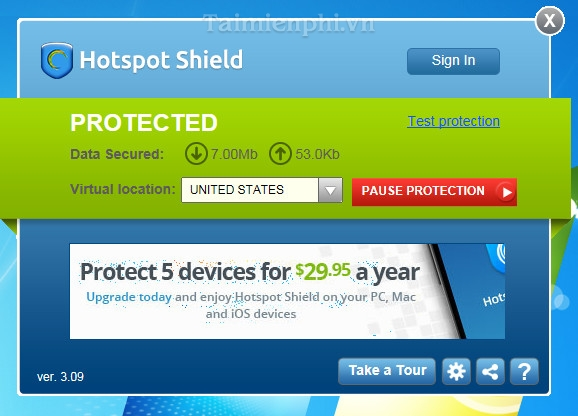 hotspot shield download android