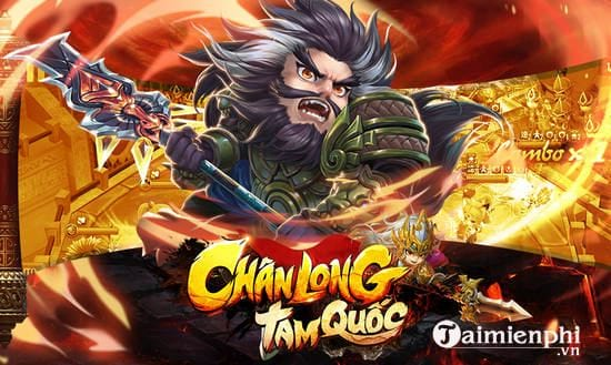chan long tam quoc mobile