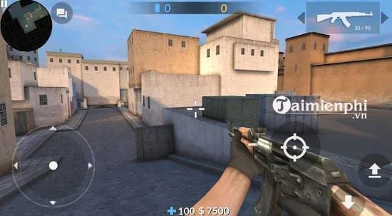 counter strike cho android