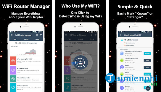 wifi router manager