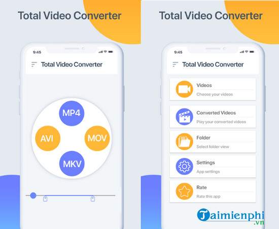 total video converter cho android