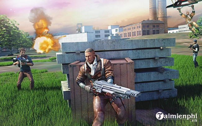 squad survival free fire battlegrounds 3d