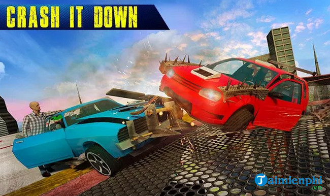 car destruction league
