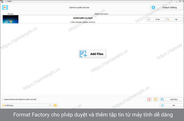 format factory cho pc