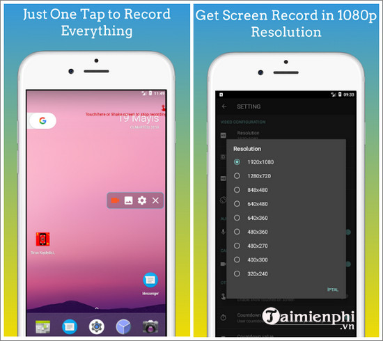 screen recorder pro no root