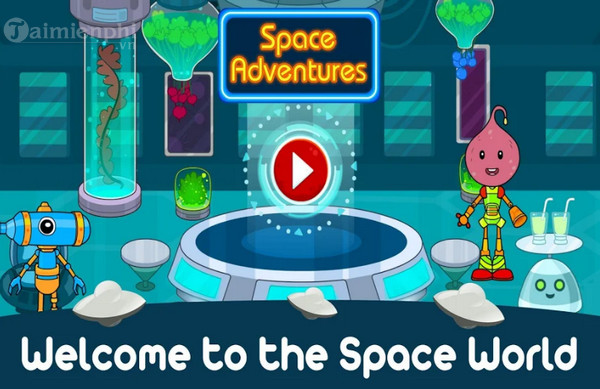my space town adventure