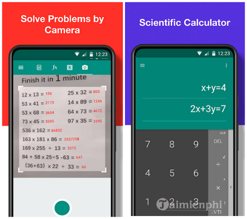 math calculator plus
