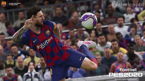 Download PES 2020 Demo - Phiên bản game bóng đá mới nhất của