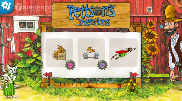 pettson s inventions