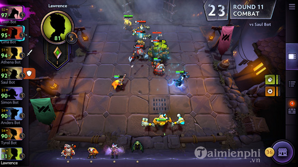 dota underlords cho android