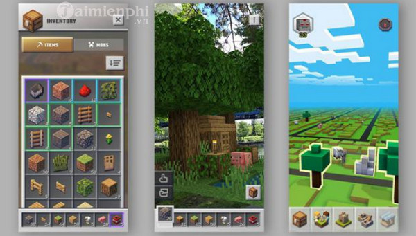 minecraft earth cho iphone