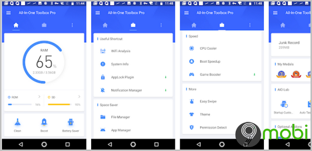 ad detect plugin ung dung chan quang cao cho android