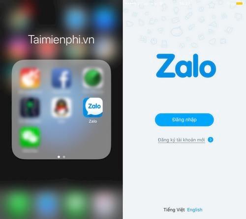 Cách gọi Zalo có hình ảnh 1