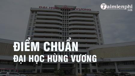 diem chuan dai hoc hung vuong