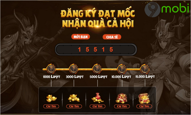 cach nhap giftcode game vo than tam quoc
