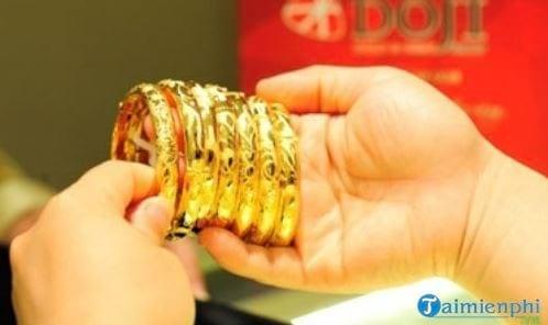 1 cây vàng bao nhiêu tiền, bao nhiêu chỉ 1