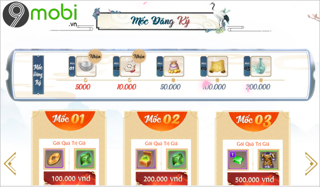 giftcode game tan truong sinh quyet