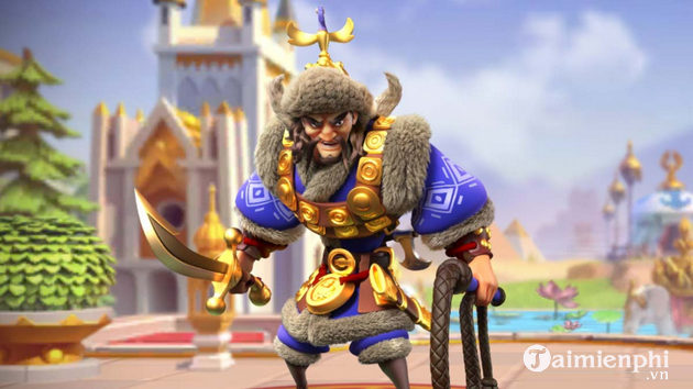 top tuong manh nhat trong rise of kingdoms