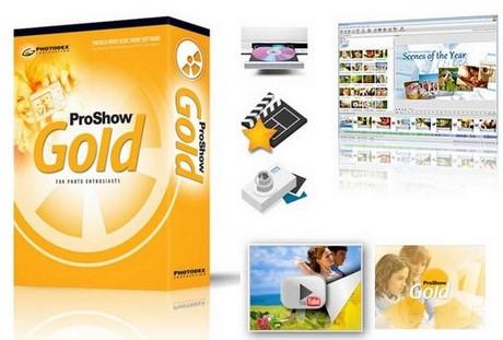 Proshow Producer va Proshow Gold co gi khac nhau