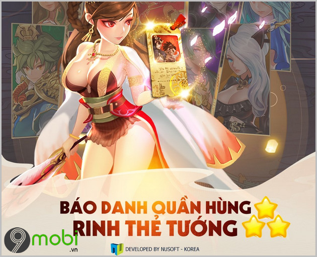giftcode game loan the anh hung 3q