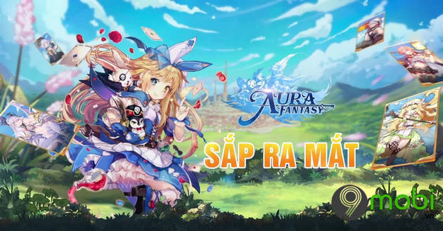 giftcode game aura fantasy