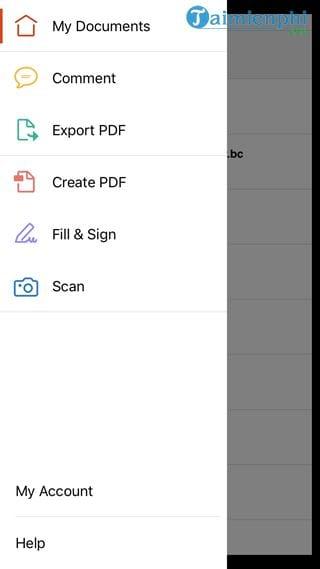cach mo file pdf tren dien thoai iphone ipad 2