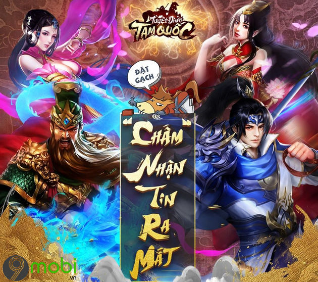 cach nhap code game tuyet dinh tam quoc