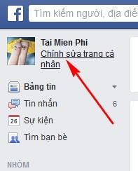 Ẩn thông tin Facebook, giấu năm sinh, số điện thoại, địa chỉ trên Facebook 1