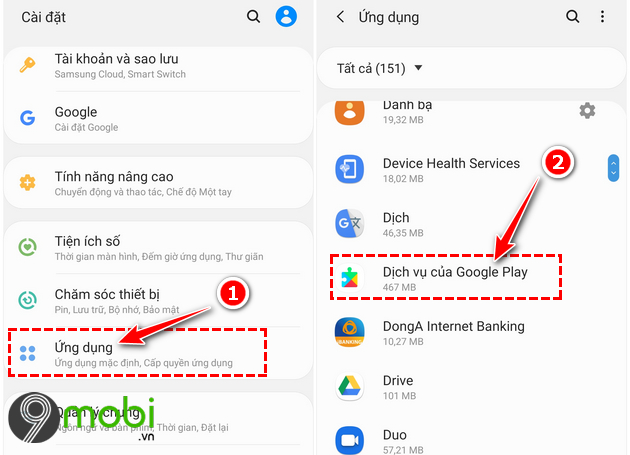 cach cap nhat google play services tren android